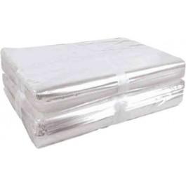 Saco Plástico Polipropileno (PP), Medida 15x25x0,10