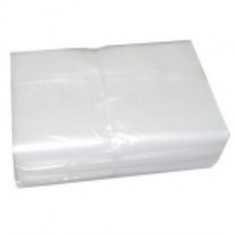 Saco Plástico PEBD (Cristal), Medida 15x30x0,06
