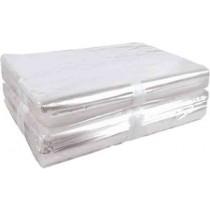 Saco Plástico Polipropileno (PP), Medida 18x25x0,10
