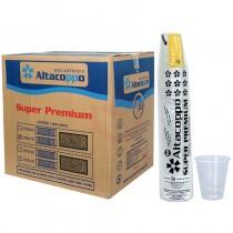 Copo Altacoppo Transparente 150ML, Caixa c/ 2.500 unidades.