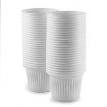 Pote Altacoppo Branco,  100ML Caixa c/ 2.000 unidades.
